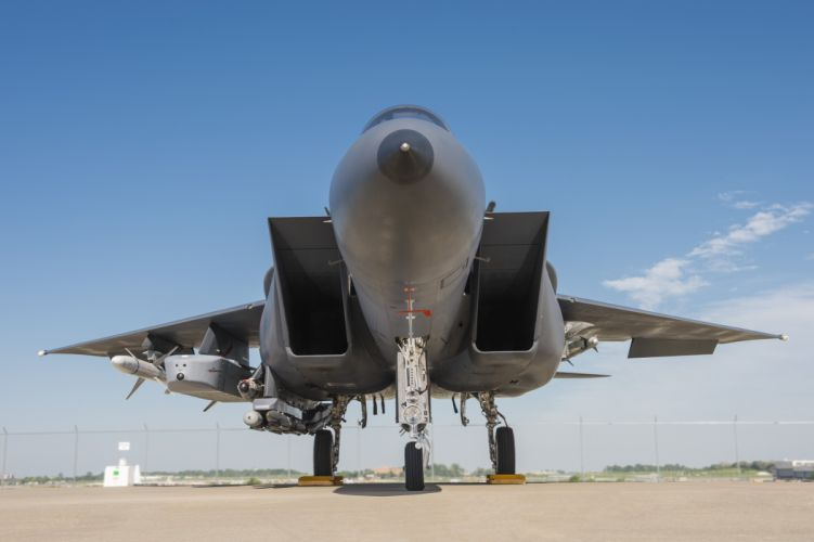 F-15 fighter jet military airplane eagle plane (30) wallpaper