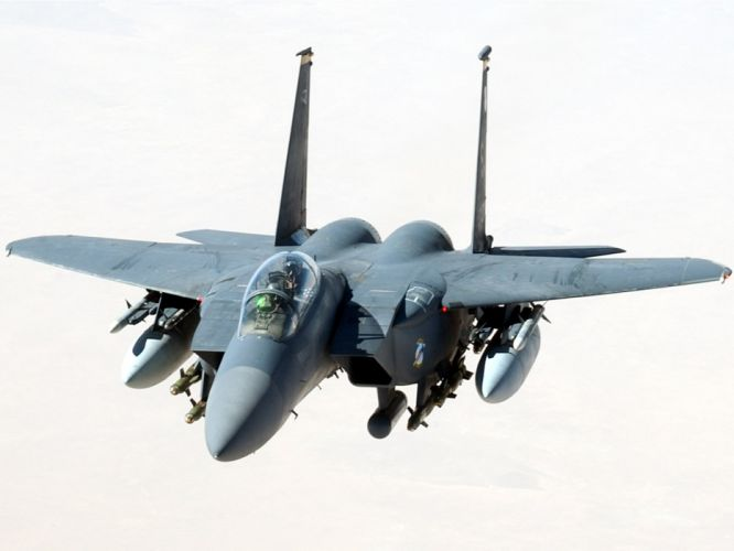 F-15 fighter jet military airplane eagle plane (32) wallpaper