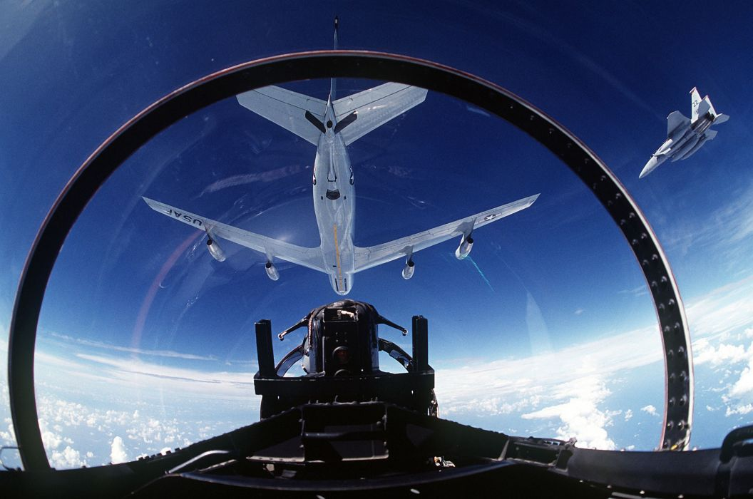 F-15 fighter jet military airplane eagle plane (7) wallpaper
