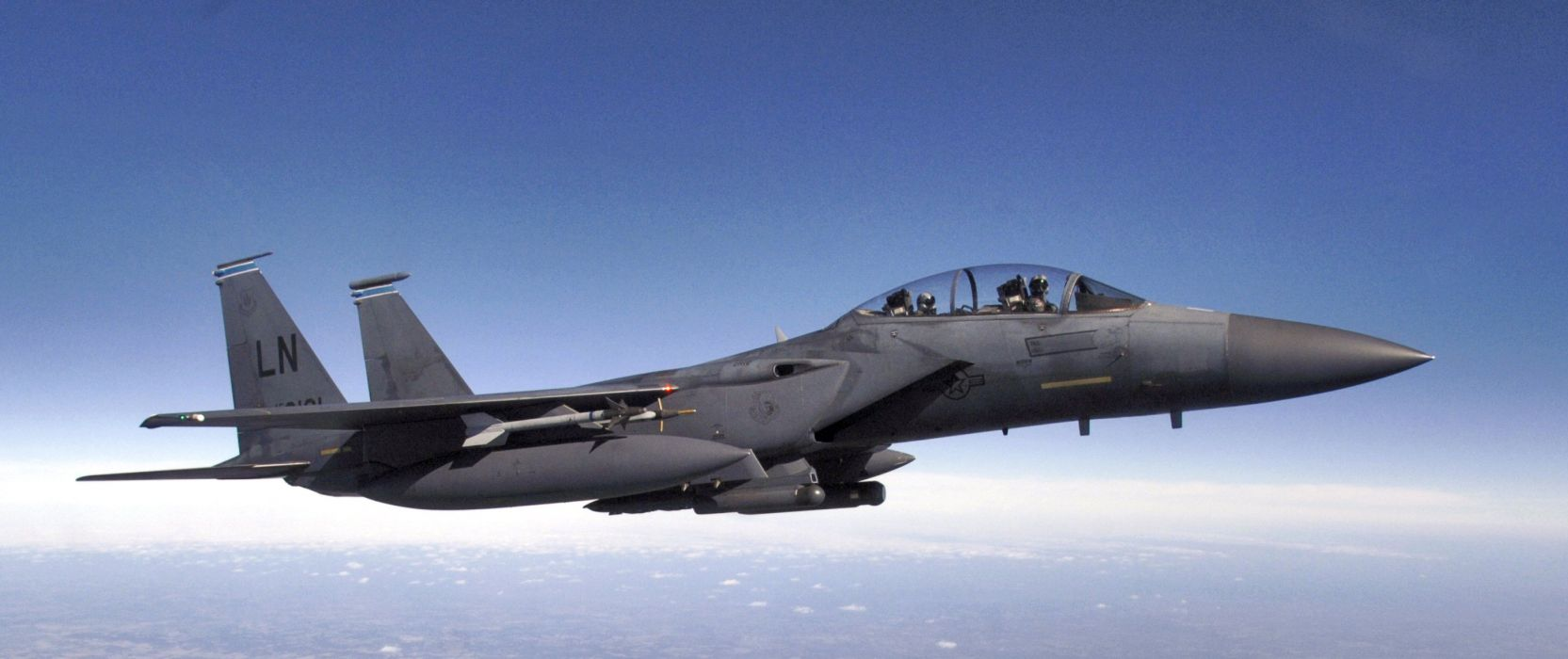 F-15 fighter jet military airplane eagle plane (44) wallpaper