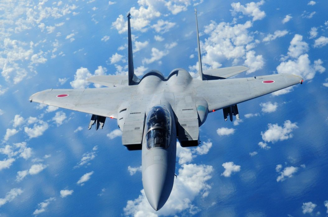 F-15 fighter jet military airplane eagle plane (108) wallpaper