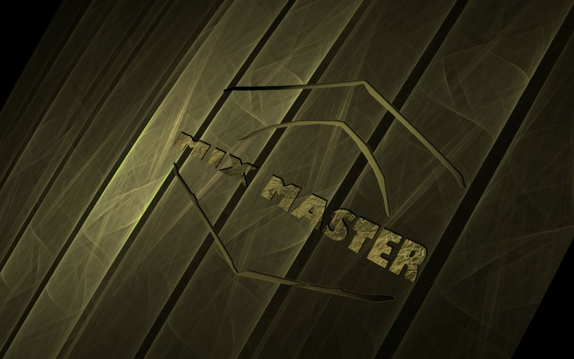 Mix Maser Logo wallpaper