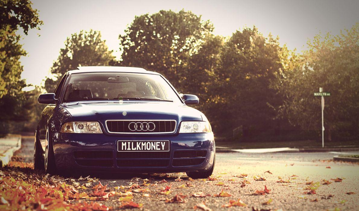 Audi S4 (B5) '01 wallpaper
