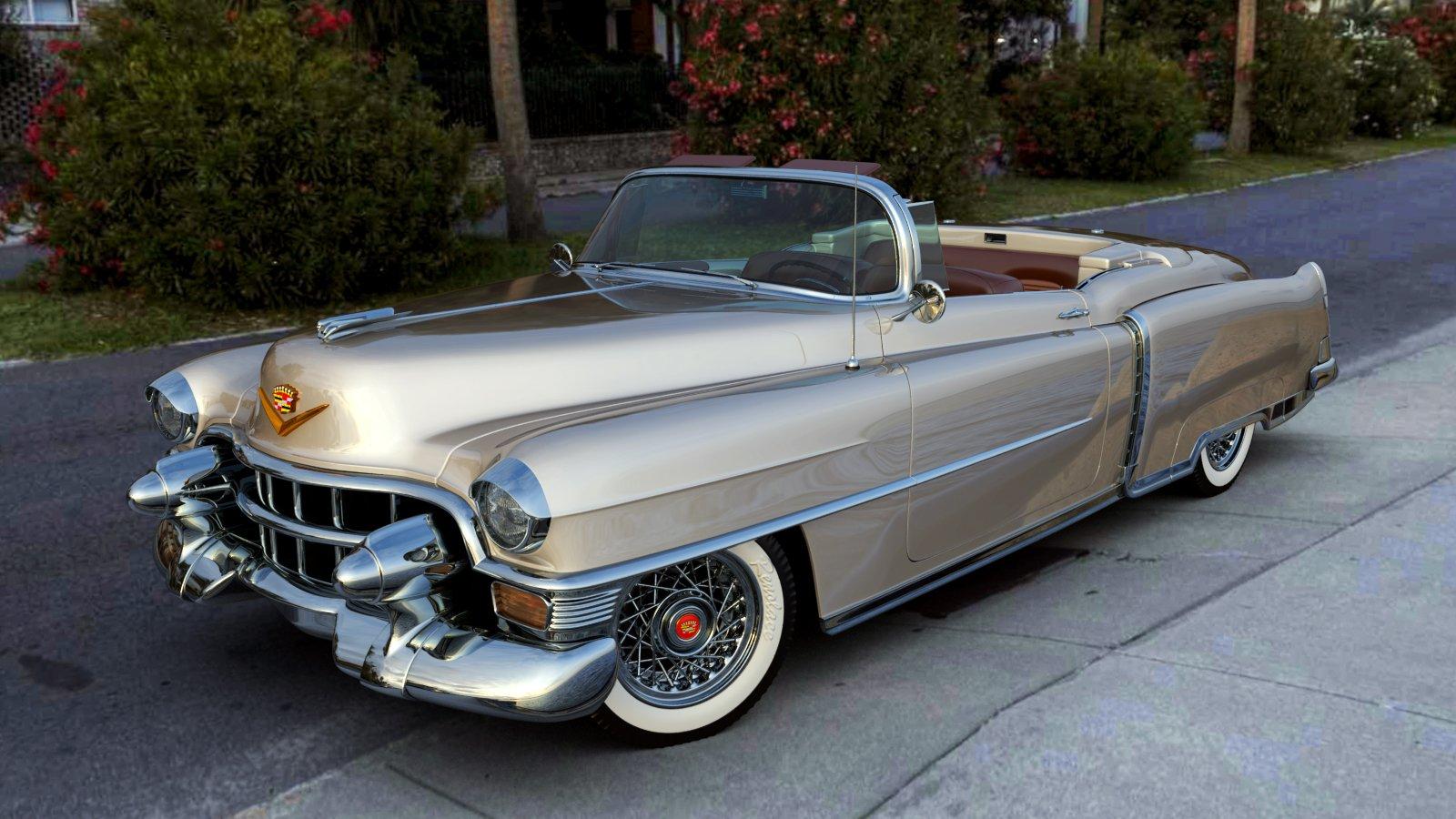 1953 Cadillac Wallpaper 1600x900 251008 Wallpaperup