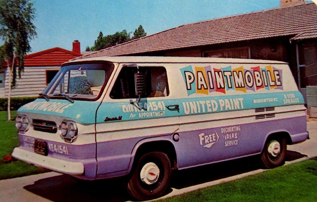Paintmobile wallpaper