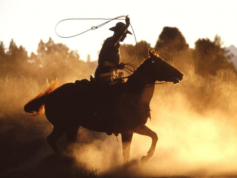 Cowboy wallpaper