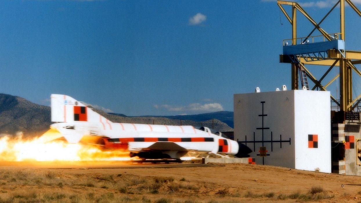 F-4 fighter jet bomber phantom airplane plane military (46) wallpaper