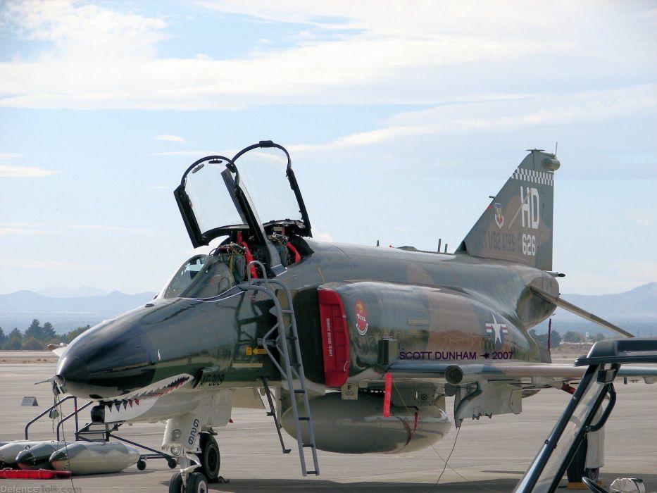 F-4 fighter jet bomber phantom airplane plane military (56) wallpaper