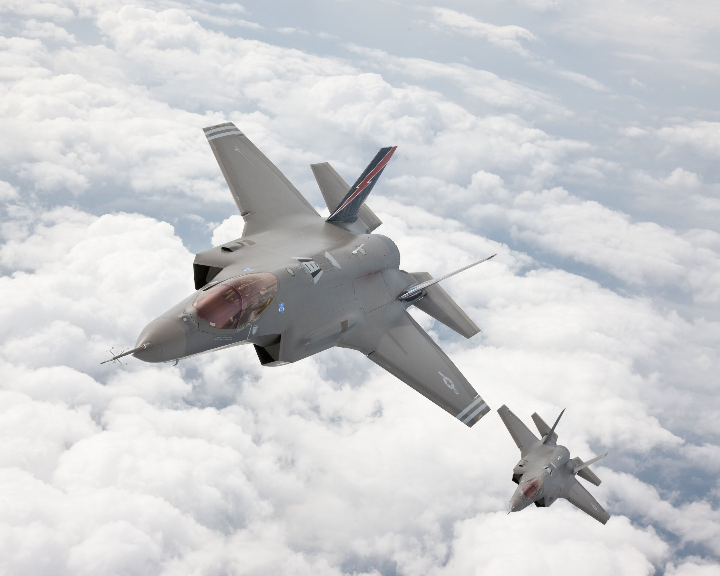 117 views 19 dow...F 35 Fighter Jet Wallpaper