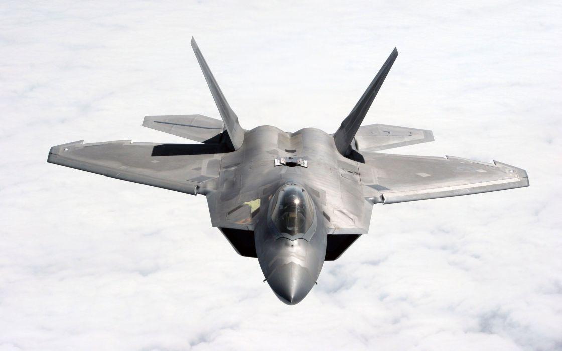 F-35 military fighter jet airplane plane lightning bomber joint (76) wallpaper