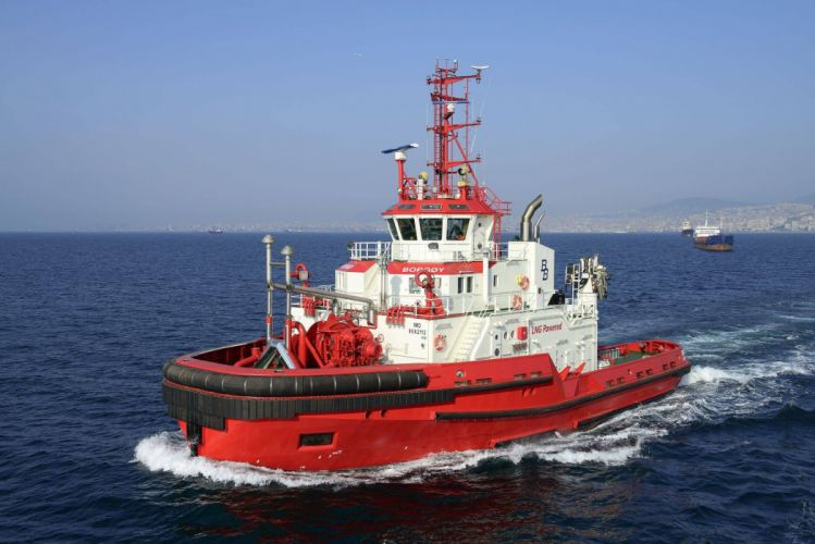 TUGBOAT ship boat tug marine (19) wallpaper