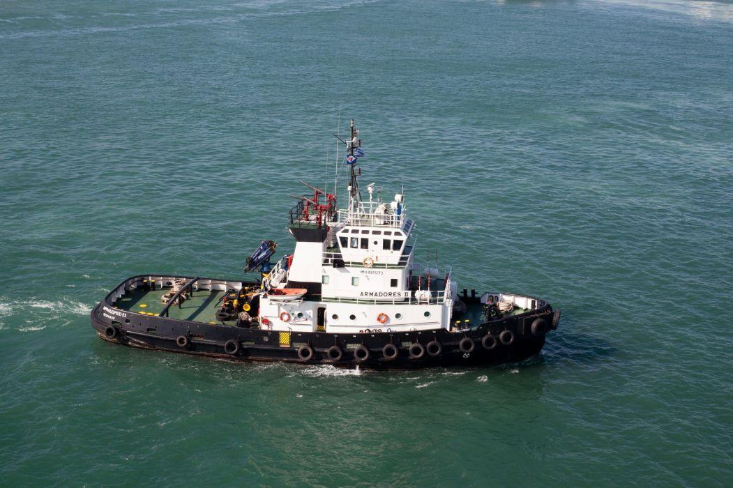 TUGBOAT ship boat tug marine (33) wallpaper