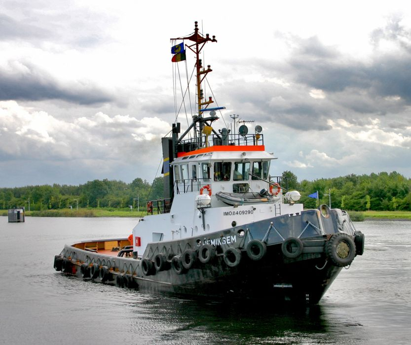 TUGBOAT ship boat tug marine (38) wallpaper