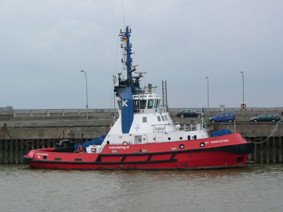 TUGBOAT ship boat tug marine (48) wallpaper