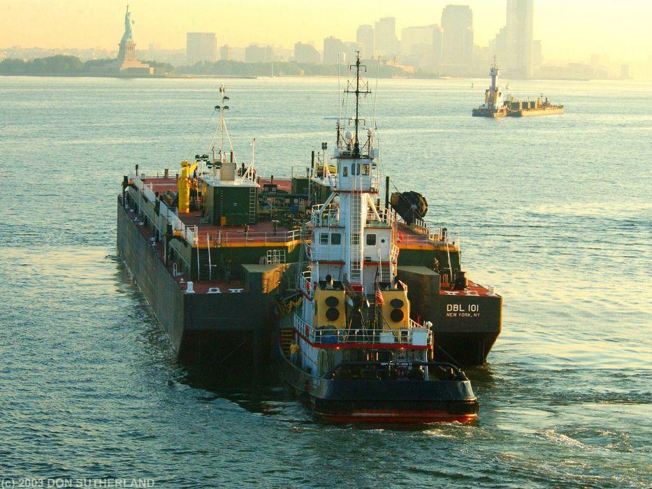TUGBOAT ship boat tug marine (61) wallpaper