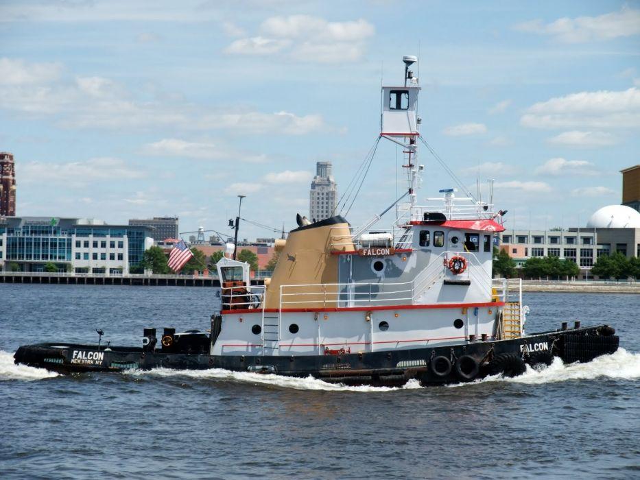 TUGBOAT ship boat tug marine (94)_JPG wallpaper