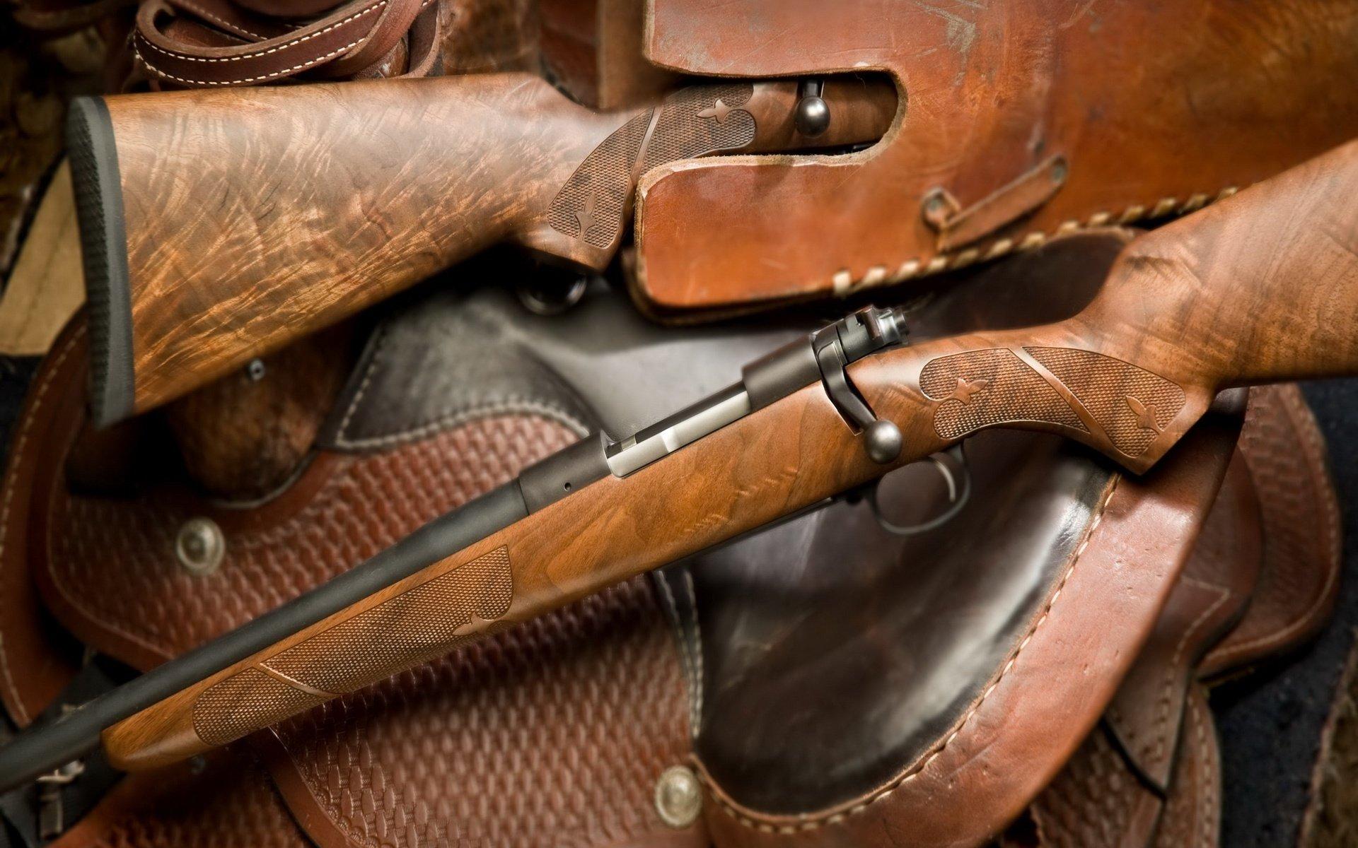 Old Gun Wallpaper