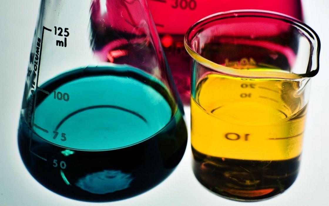 Chemical Beaker chemistry wallpaper