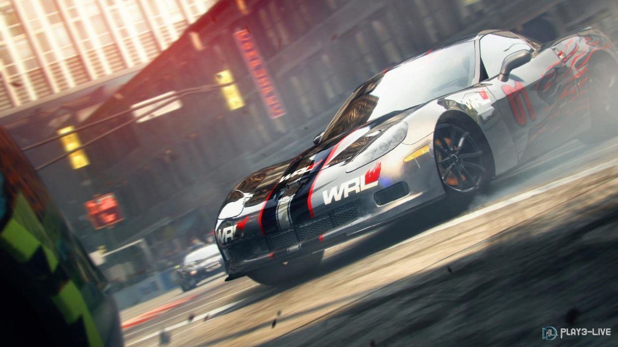 video games Race Driver GRID Grid 2 Race Driver Grid 2 wallpaper