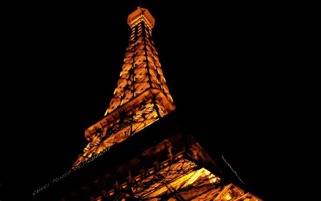 Eiffel Tower Paris architecture France buildings cities wallpaper