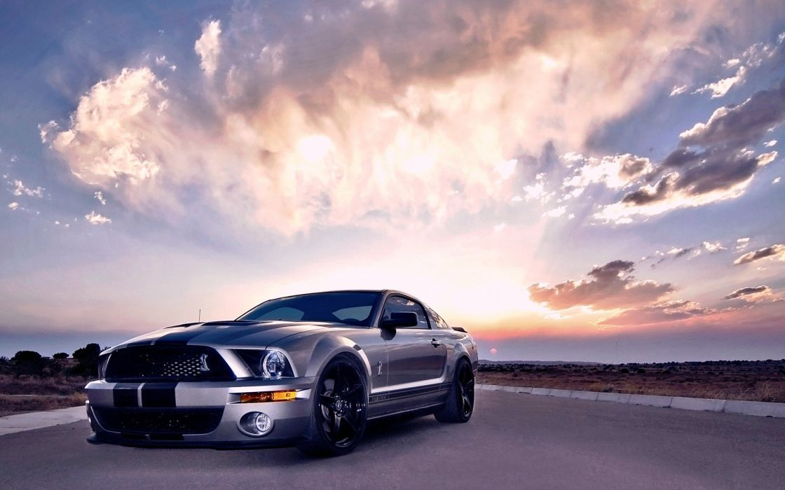 cars vehicles Ford Mustang GT wallpaper