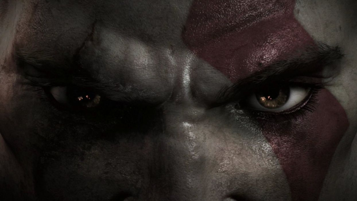video games Kratos God of War wallpaper