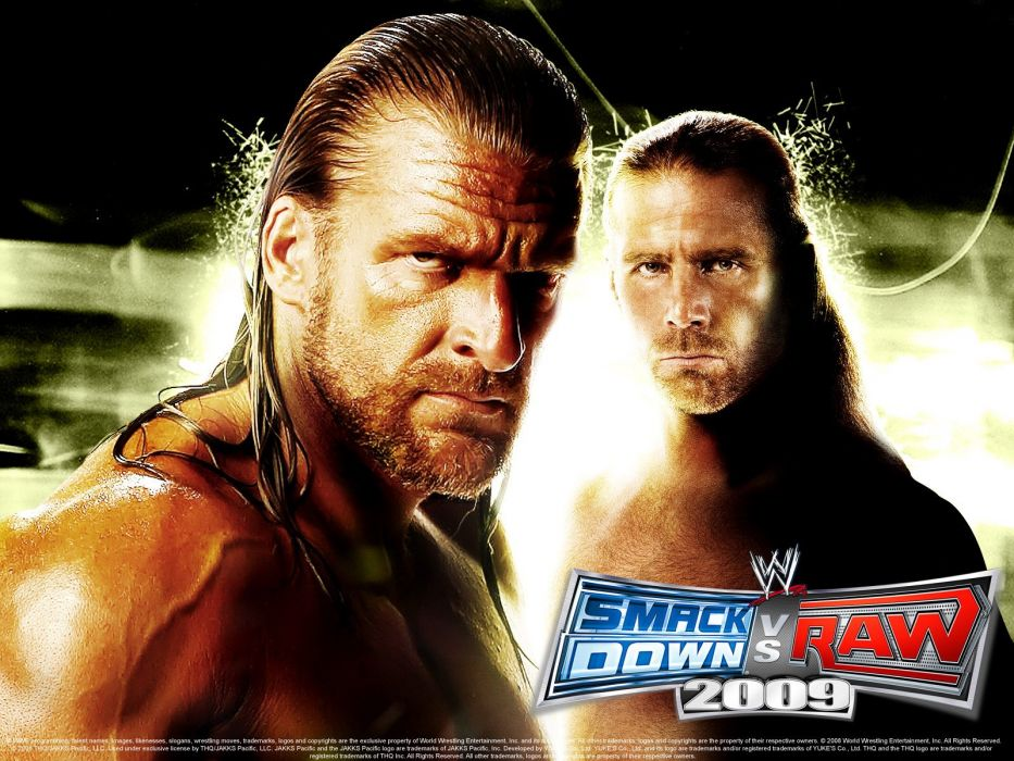 WWE World Wrestling Entertainment Triple H wallpaper