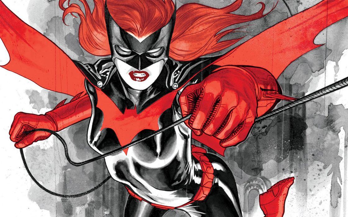 DC Comics Batwoman wallpaper