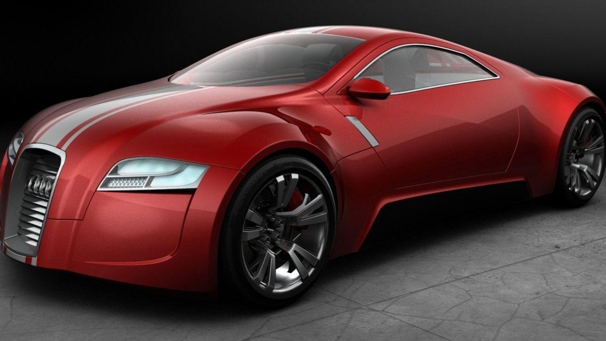 cars Audi concept cars zero concept car wallpaper