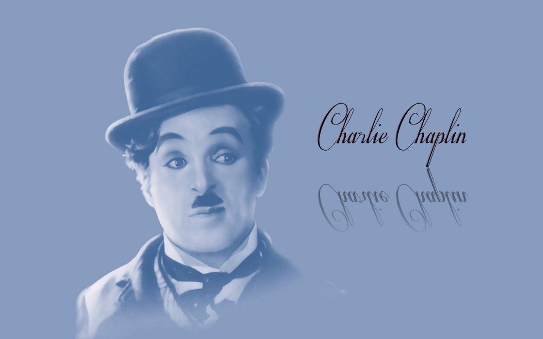 men celebrity Charlie Chaplin wallpaper