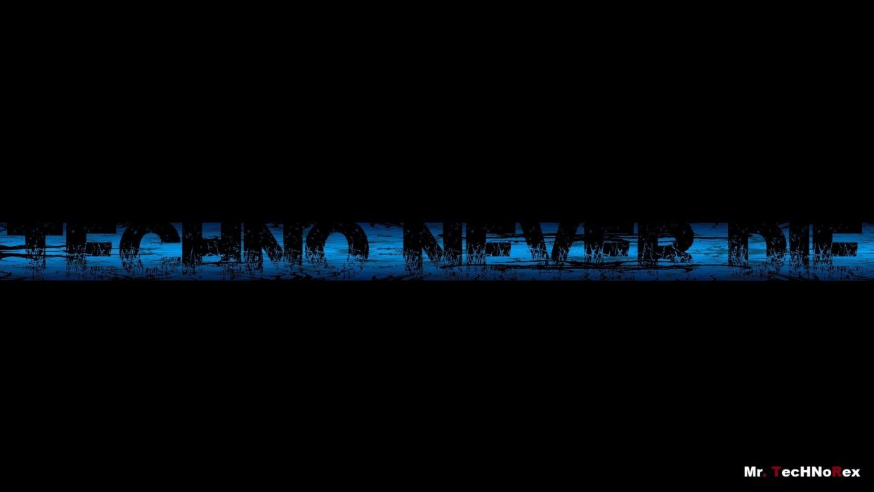music quotes techno wallpaper