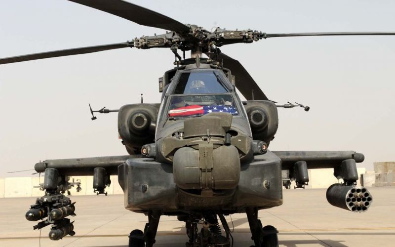 aircraft apache helicopters vehicles AH-64 Apache wallpaper