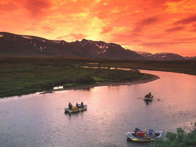 Alaska chosen wallpaper
