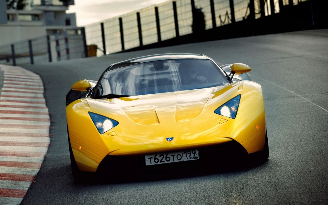 cars vehicles Marussia russian cars wallpaper