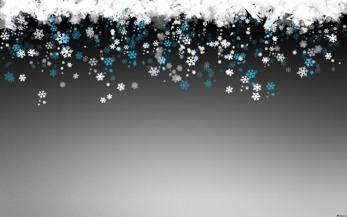 abstract snow wallpaper