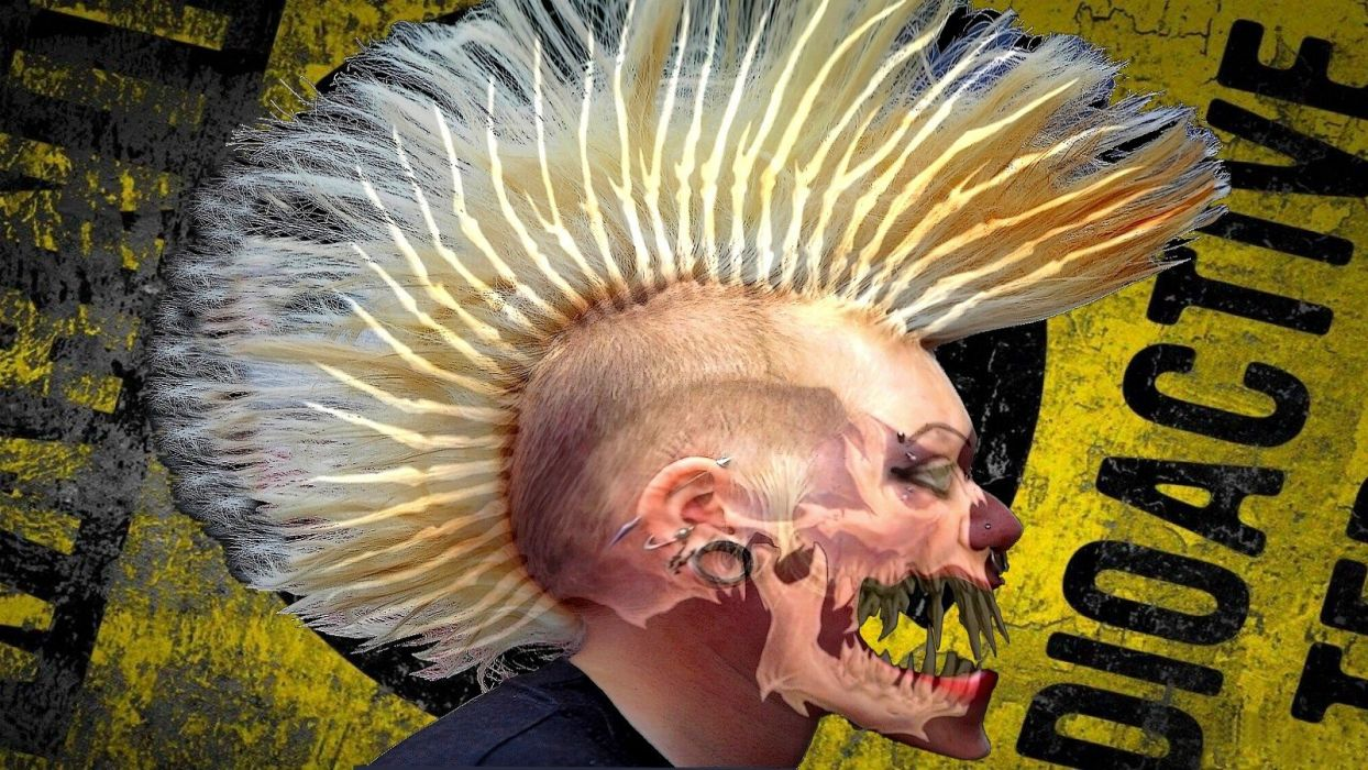 punk artwork wallpaper