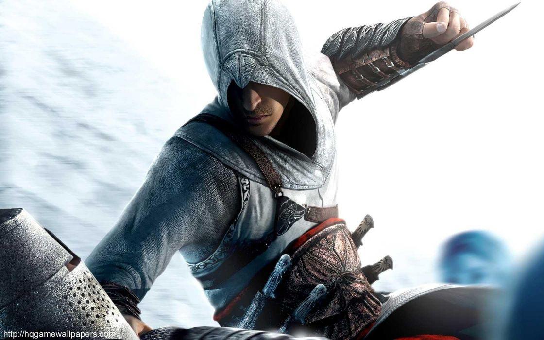video games Assassins Creed Altair Ibn La Ahad wallpaper