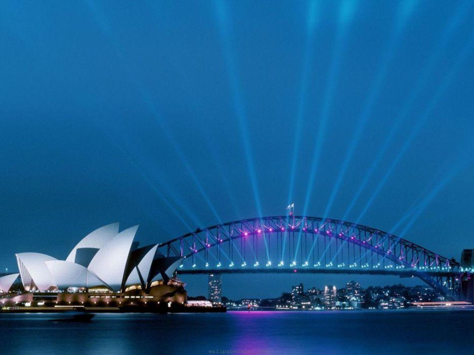 buildings opera house Australia Sydney Opera House wallpaper