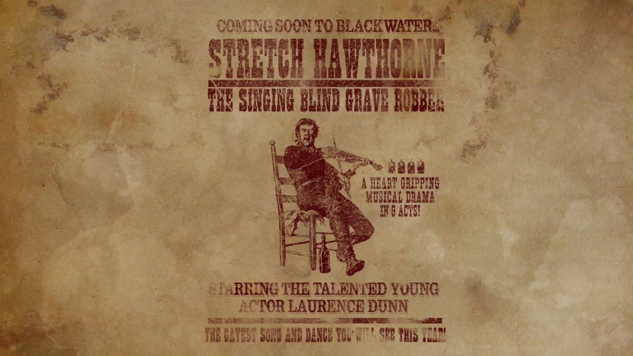 Red Dead Redemption advertisement wallpaper