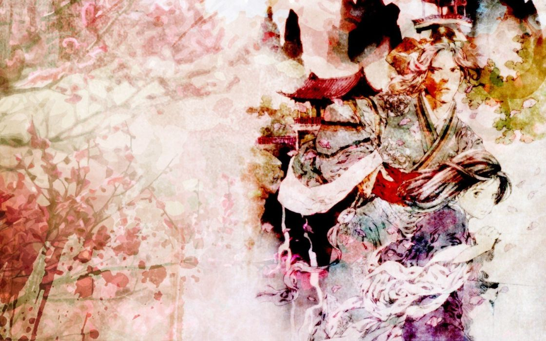 anime Twelve Kingdoms wallpaper