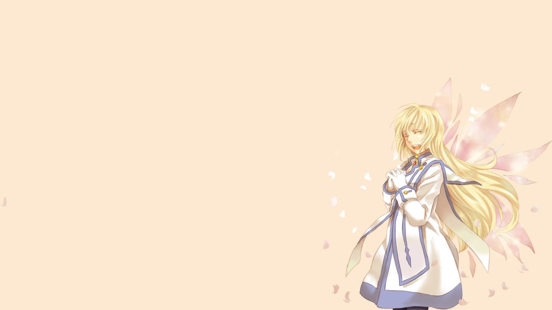 Tales Of Symphonia Simple Background Wallpaper 1920x1080