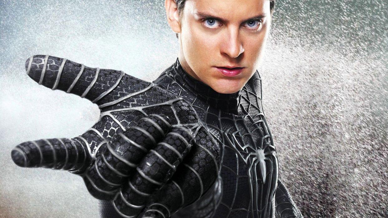 Spider-Man Tobey Maguire Spiderman 3 wallpaper