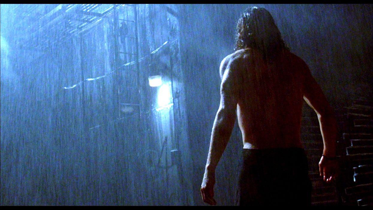 The Crow Action Fantasy Dark Gothic Brandon Lee Crow 12