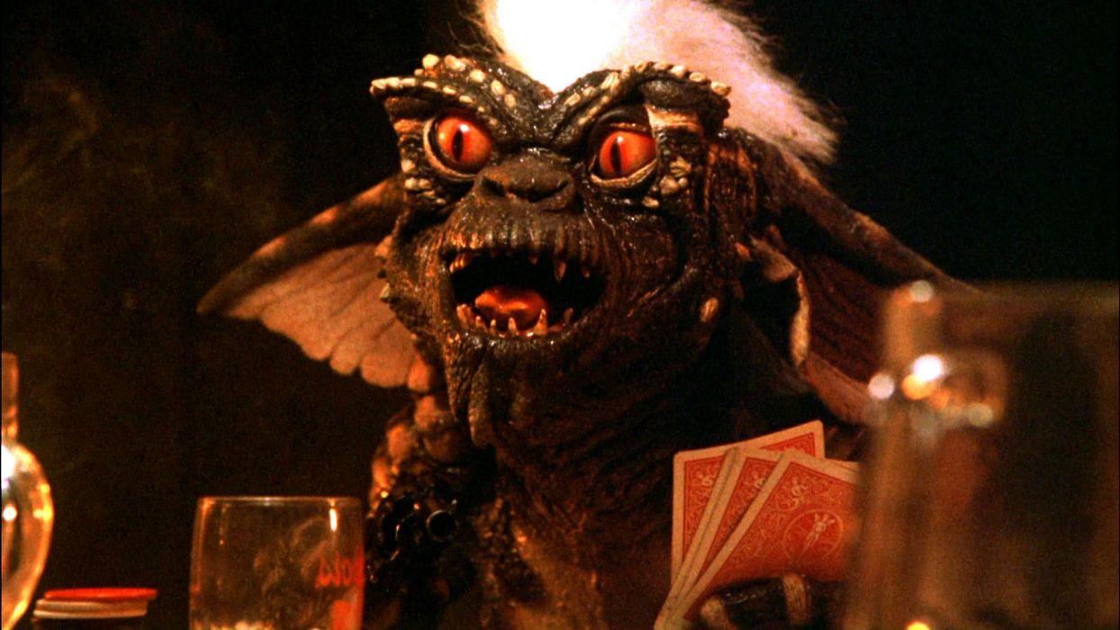 GREMLINS comedy horror creature monster alien (6) wallpaper