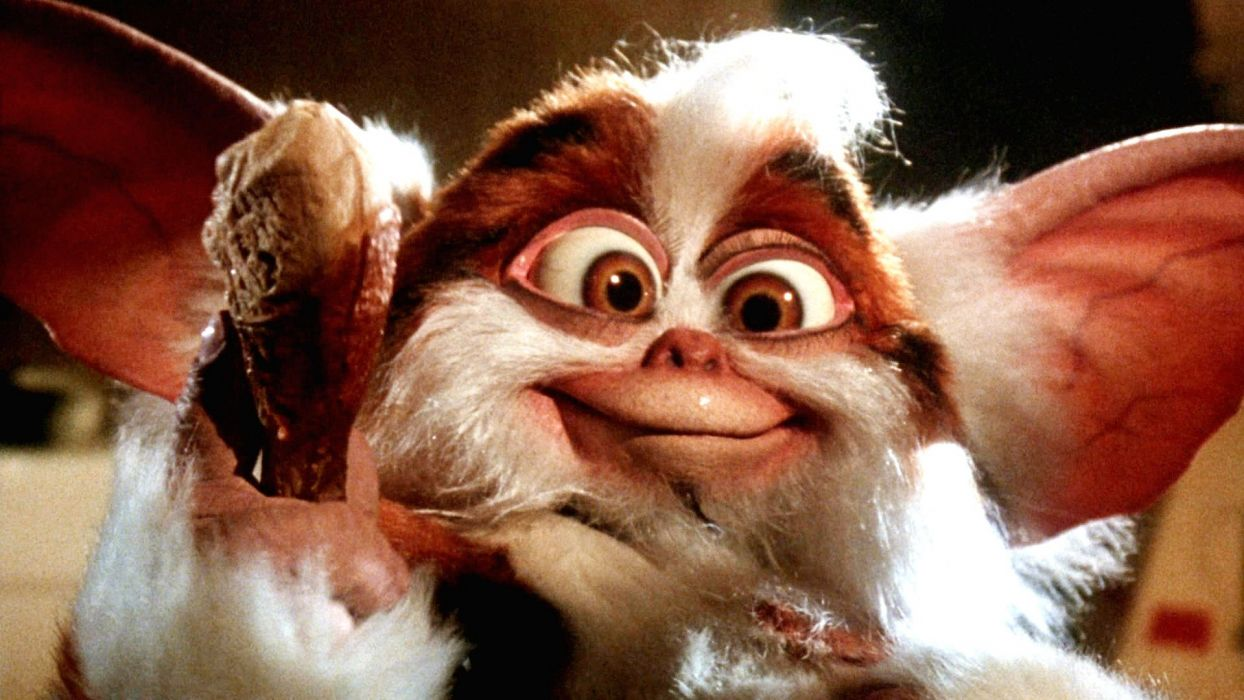 GREMLINS comedy horror creature monster alien (24) wallpaper