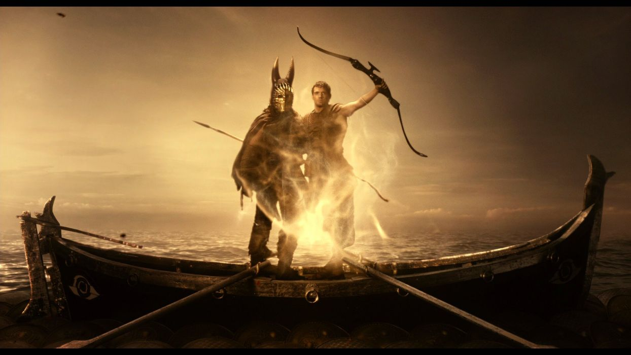 IMMORTALS fantasy action adventure movie film warrior wallpaper