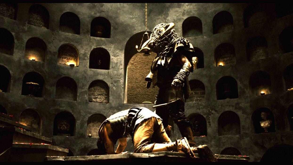 IMMORTALS fantasy action adventure movie film warrior battle wallpaper