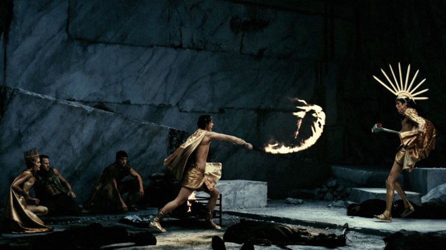 IMMORTALS fantasy action adventure movie film warrior battle wallpaper