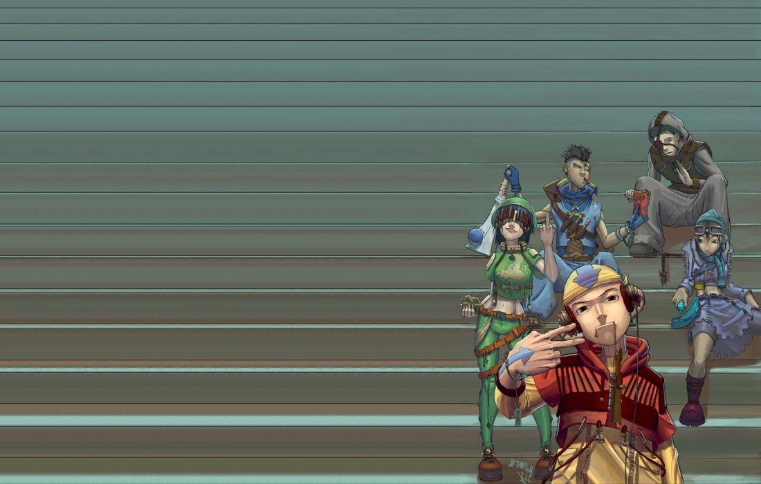 Avatar: The Last Airbender alternative art wallpaper