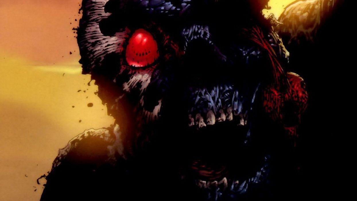 Spawn comics zombies Image Comics wallpaper